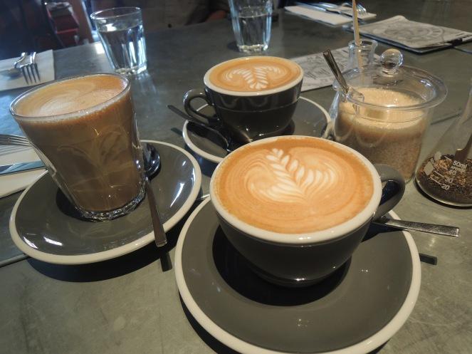 1 latte & 2 magics